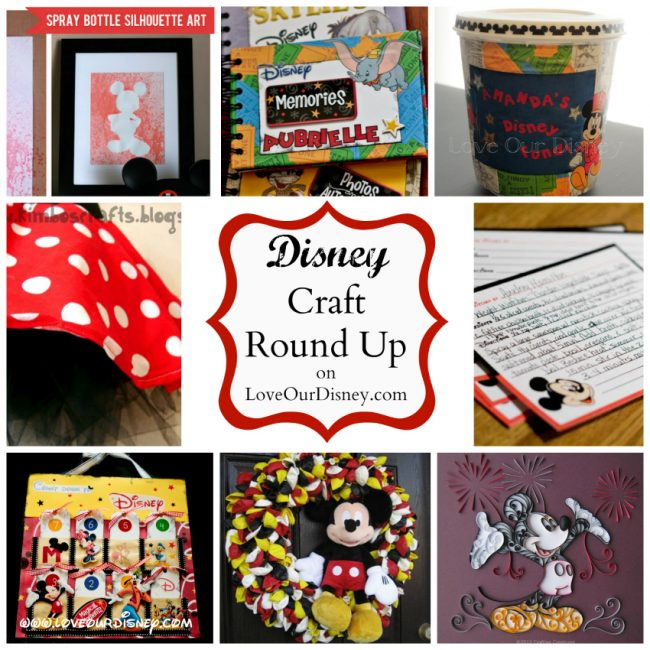 Disney Crafts