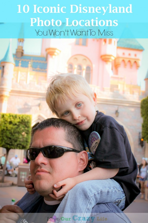 Iconic Disneyland Photo Locations