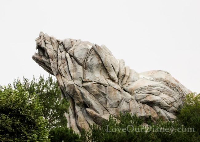 Grizzly Peak in Disney California Adventure