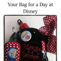 Random Items for Disney Vacation