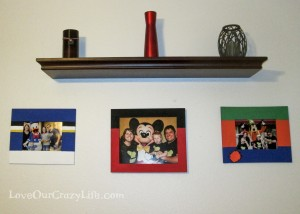 See the fun arts and craft projects we did at our DisneySide party