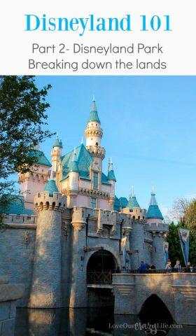 Disneyland Park Disneyland 101
