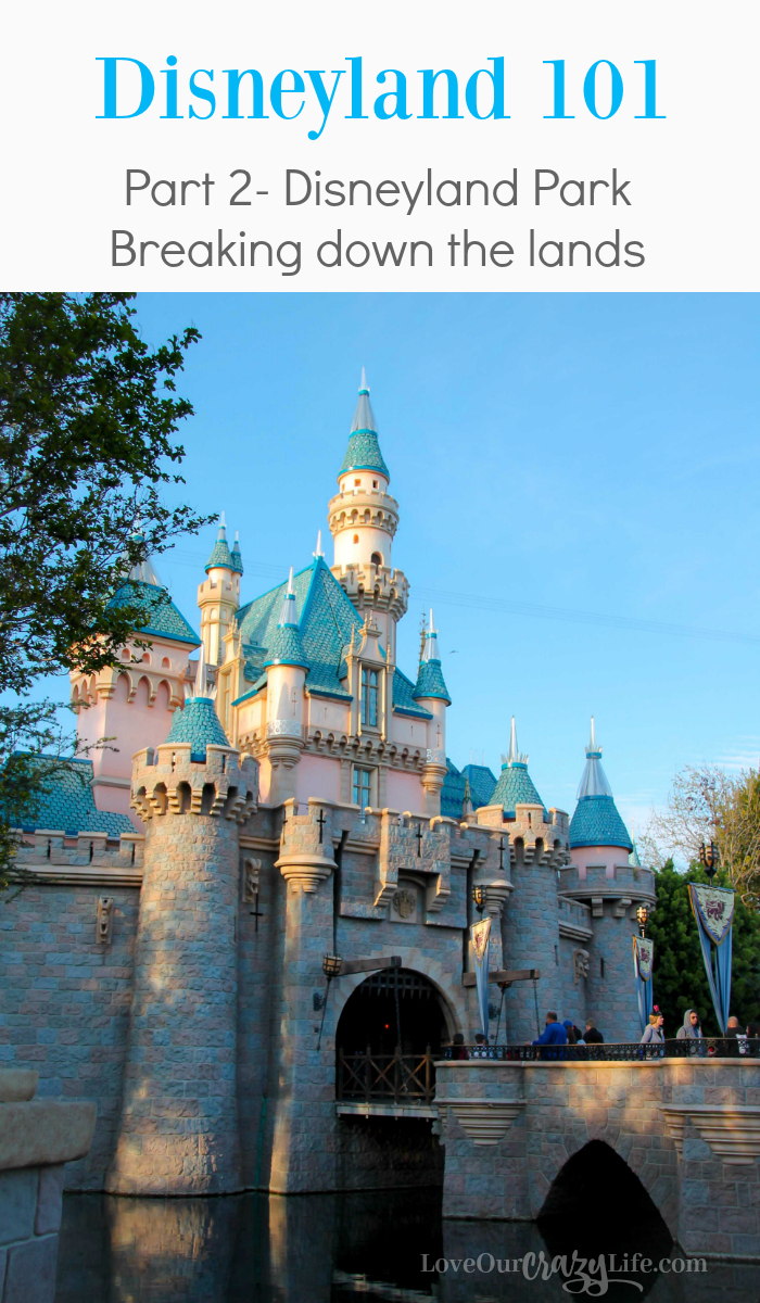 Disneyland 101 is the ultimate guide for those planning a trip to Disneyland Park. This section covers all the lands of Disneyland park. #Disneyland #vacation #Travel #Disney