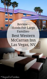 Review of Best Western McCarran Inn in Vegas