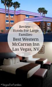 Review of Best Western McCarran Inn in Vegas