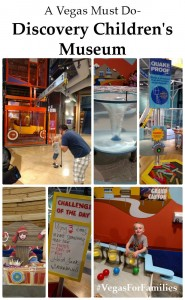 Vegas Must Do- Discovery Children's Museum