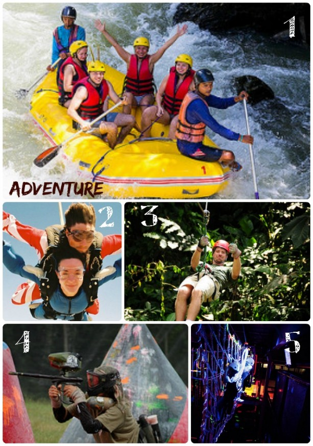 Experience Gifts for the Adventure Lover