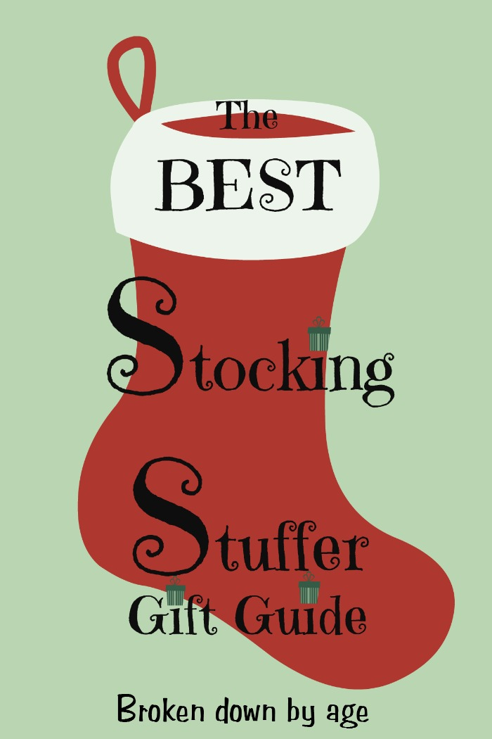 The BEST Stocking Stuffer Gift Guide LoveOurCrazyLife.com