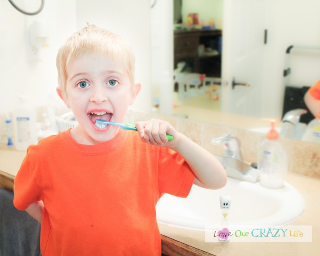 How my kid started loving the dentist and brushing his teeth.