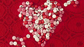 Sweeten up your Valentine's Day with M&M's
