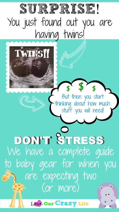 The ultimate guide to what you need for twins.