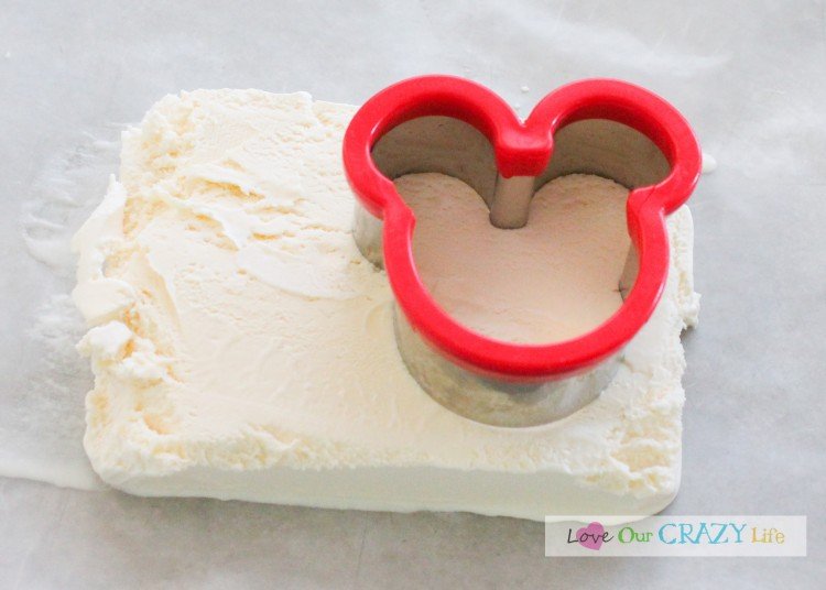 Make your own Mickey Mouse Premium Ice Cream Bars at home! So delicious and a great way to bring Disney into your home between trips.