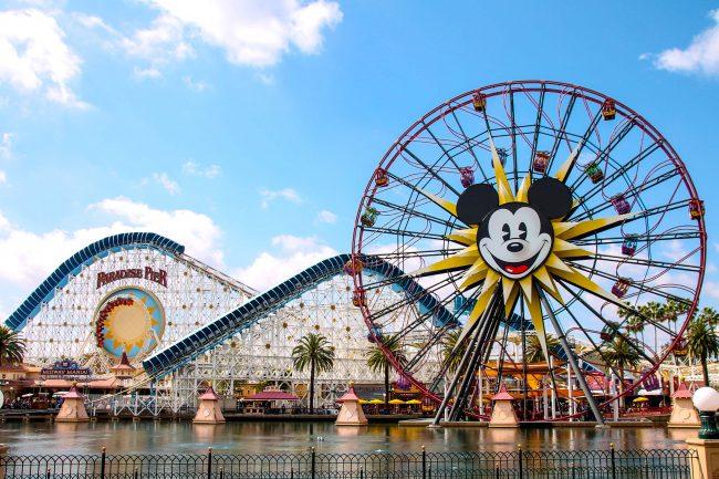 Springtime at Disneyland 2018 says goodbye to Pixar Pier