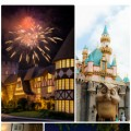Disneyland area hotel for large family