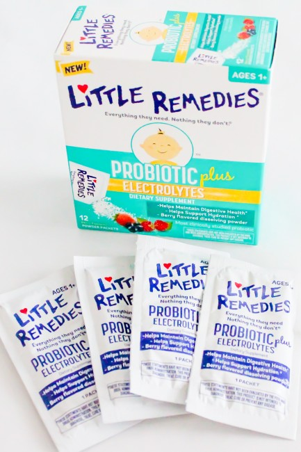Little Remedies Probiotics