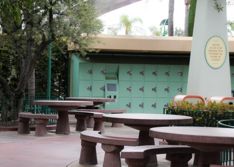 Utilize the picnic area to save money on a disneyland vacation