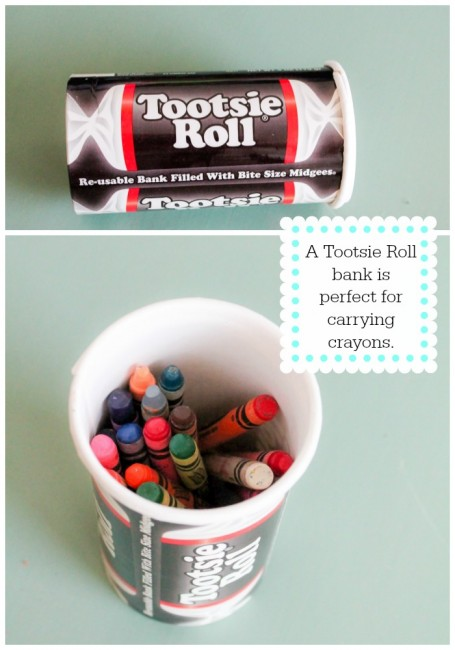 How to store crayons for a kid's road trip kit and other great tips. Love these! From a family who takes several road trips each year.