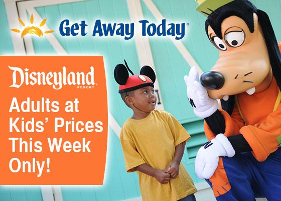 Disneyland Vacation Deal