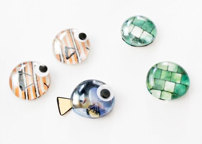 DIY Dory Magnets