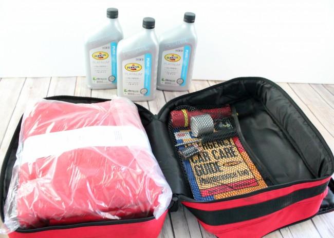 DIY Road Side Emergency Kit