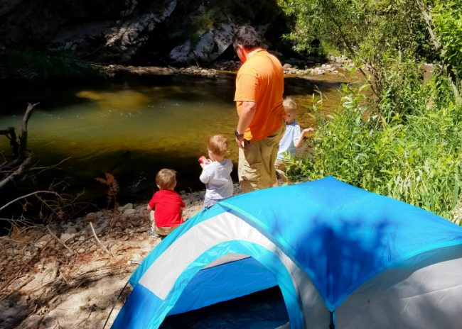 How We Survive (and Enjoy) Camping With Kids