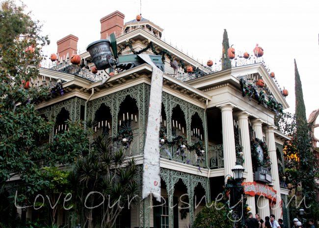 Visit Disneyland this fall