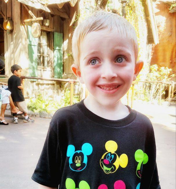 Visit Disneyland in the fall
