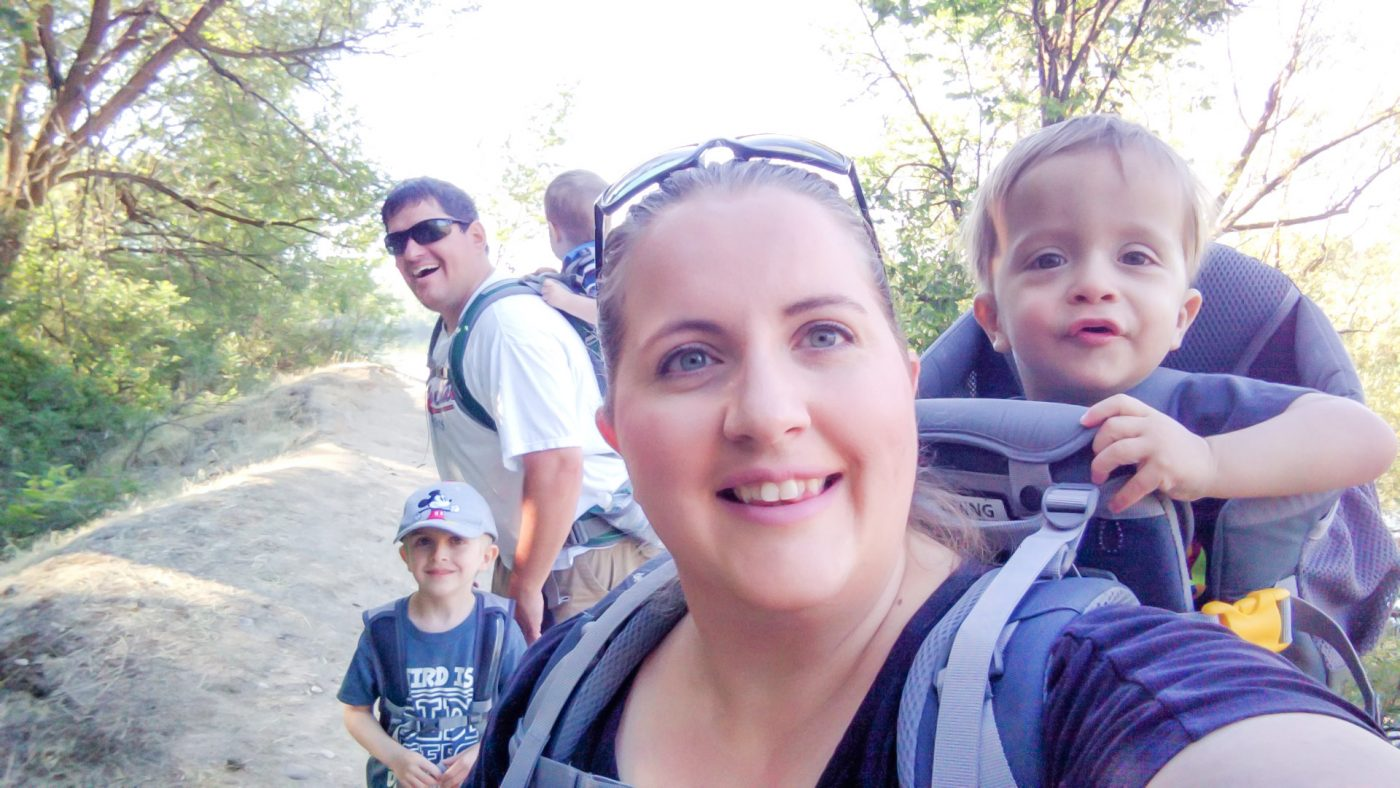 Hiking with babies- Great tips
