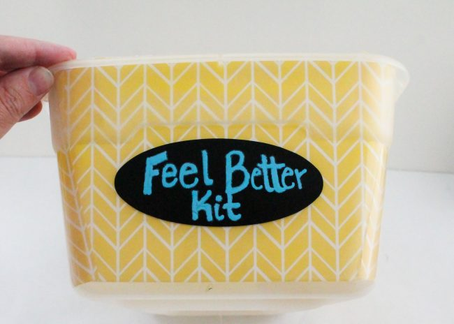 Feel Better Kit 013