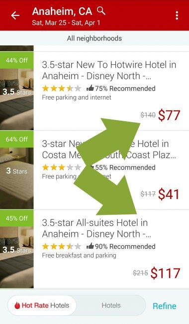 2017 Disneyland for Cheap