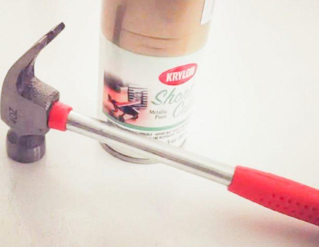 DIY Fix It Felix Hammer