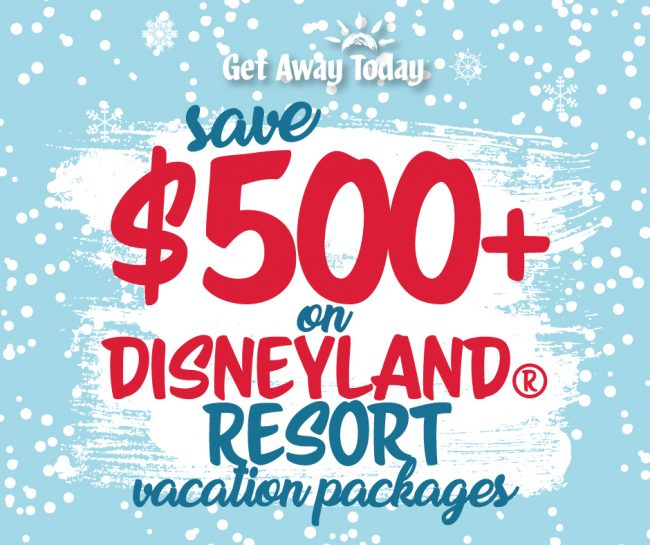 Save money on Disneyland vacations