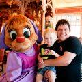 Disneyland's Plaza Inn Breakfast