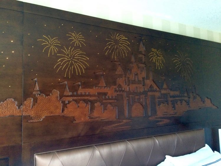 Disneyland Hotel Headboard- Make Your Own