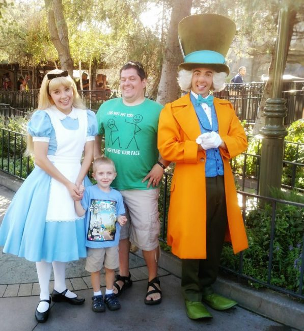 What if your child gets lost at Disney