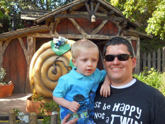 Child lost at Disney