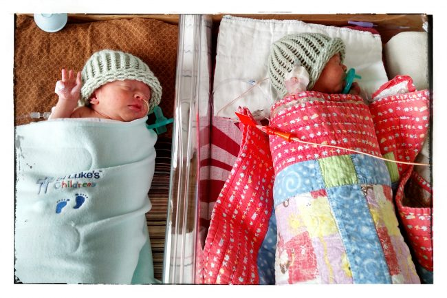 What They Didn't Tell Me About Having Babies In The NICU