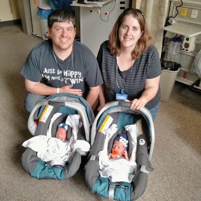 What they never told me about having NICU babies