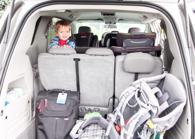 5 Ways To Save Trunk Space On Your Family Vacation