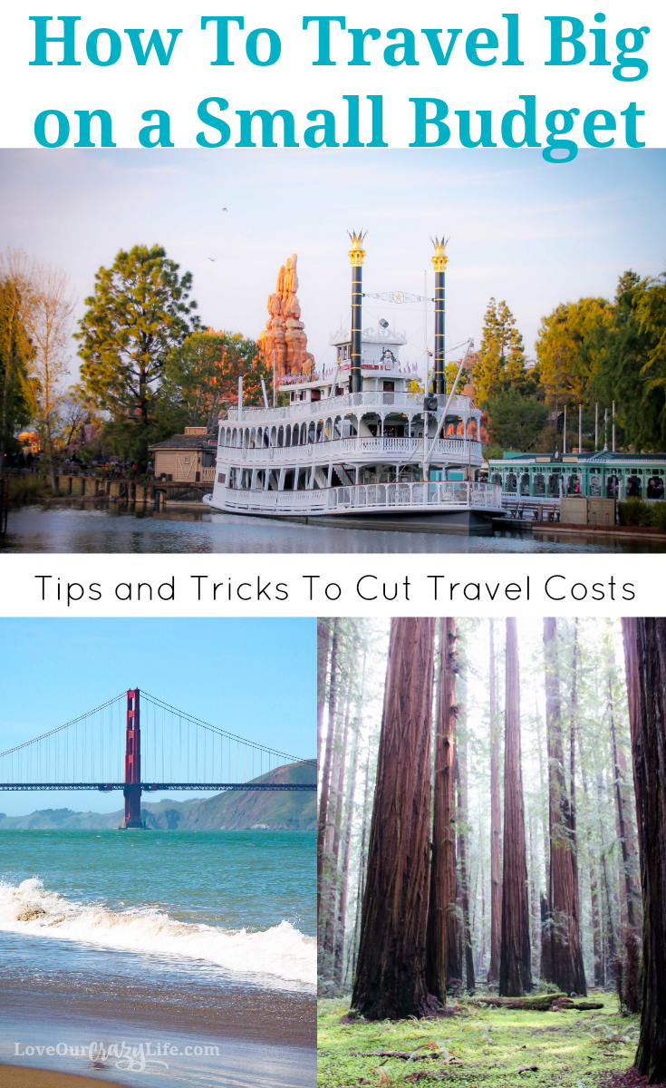 Take big vacations on a small budget. Travel | Family Travel | Vacation | Budget Travel | Hotels | Road Trip | Travel with kids | Family Road Trip