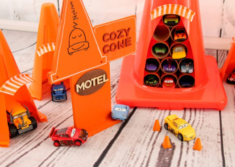 DIY Cars Cozy Cone Motel