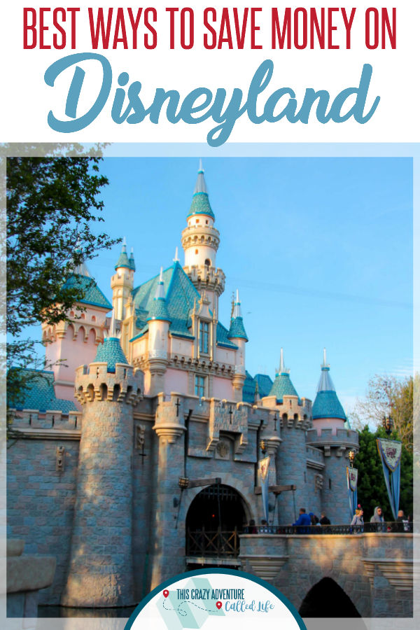 Sharing my tips on how to save money on Disneyland vacations. Disney is expensive but these tips will keep you on a budget while still enjoying the magic. Plus the secret Red Card Trick explained! Check these out when planning your visit to Southern California's most popular theme park. #Disneyland #DisneylandwithKids #ThisCrazyAdventureCalledLife #DisneylandforCheap #TravelwithKids #Disney #California #ThemeParks
