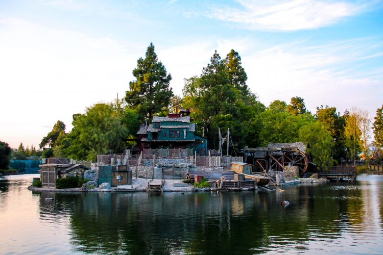 Disneyland Play Areas