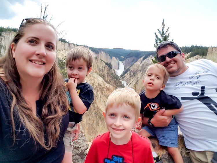 Yellowstone Artists Point