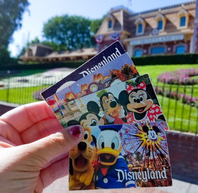 Choose to buy Disneyland tickets from an authorized dealer for the best prices and security that you are getting an authentic ticket.