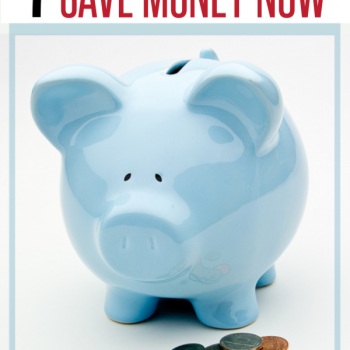 Money tight? Seven ways to save money NOW!