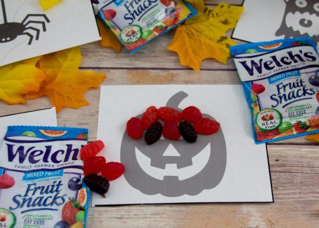 Halloween Snacks and activity