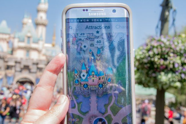 Best Apps for Your Disneyland Vacation