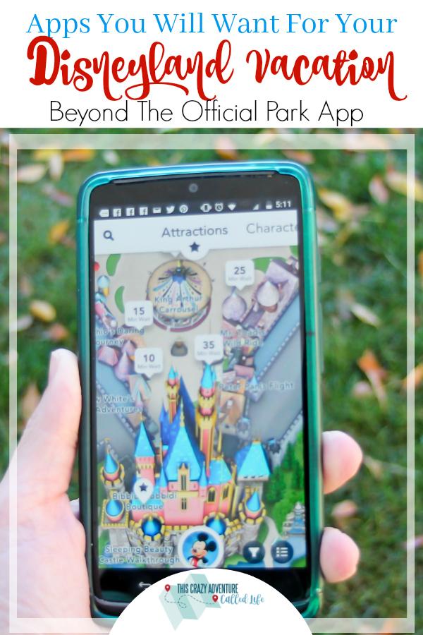 10 Best Disneyland Apps This Crazy Adventure Called Life