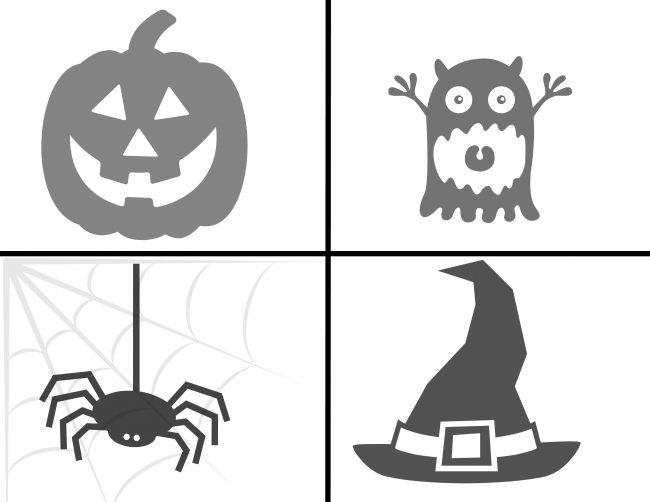 Halloween Snacks Free Printable